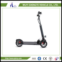 Low Price China Supplier 350w brushless 3 wheel electric moped scooter