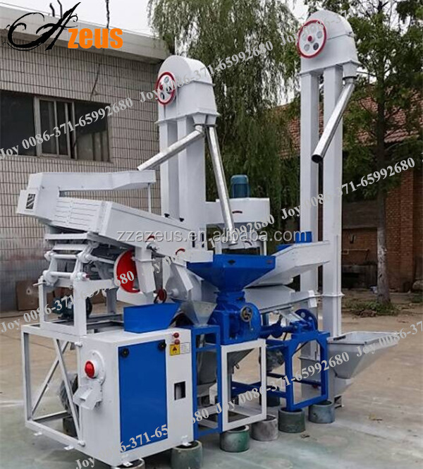 Rice Milling Machine For Sale Rice Mill Machine's Every Part