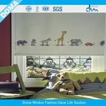 High quality 100 Percent Polyester Printed Roller Blinds