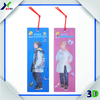China new high quality 3d lenticular bookmark/3d bookmark/3d lenticular printing