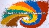 Epoxy mica iron oxide paint