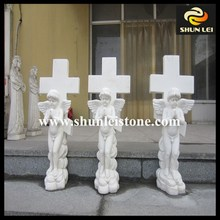 Natural Carved Life-Size Marble Statue