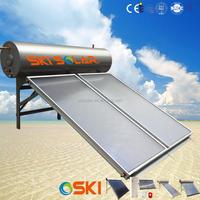 galvanized water pressure storage tank