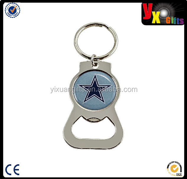 nfl bottle opener keychain buy bottle opener key ring fancy key rings beer bottle keychain. Black Bedroom Furniture Sets. Home Design Ideas