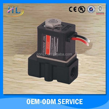 24V DC Normally closed plastic solenoid valve for water price
