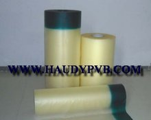 PVB for windshield