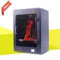 Mingda nuevo modelo fdm 3d impresora glitar 8, grandes 3d de modelado de la máquina para la venta