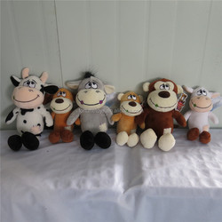 Chinese Toy Manufacture Plush Stuffed Toys Pet Toys Wholesale