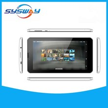 ShenZhen android tablet 7 inch 4G LTE all in one pc