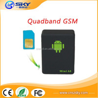Hot new products for 2015 mini gps tracking chip child locator with factory price