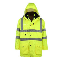 High Quality Reflective Workwear Suit Customed High Visibility Working Clothes For Men OEM