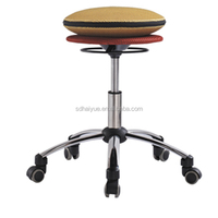 Promotional Popular Mesh Ergonomic Office Chair Stool with Balance Seat #HY3002