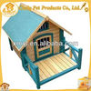 Cheap Blue Dog Kennel Sale With Balcony Pet Cages,Carriers & Houses