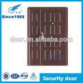 Caliente venta de buena calidad de uno y la mitad de la puerta- acero de la hoja de la puerta