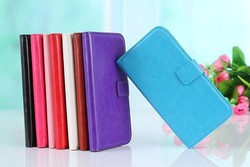 New arrival leather case for Samsung s5