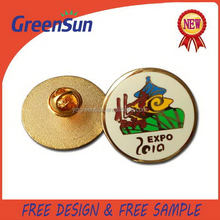 Best Gifts durable gold metal emblems