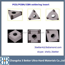 PDC inserts speical design pdc cutting inserts/diamond tool CNC/milling/lathe inserts types