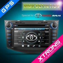 "7"" Digital Touch Screen Car DVD/GPS Player For Toyota RAV4"