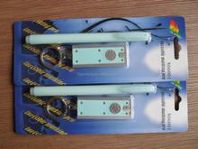 professional UV marker , magic pen,secret permanent UV invisible marker set with UV light in card CH6001
