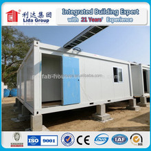 Fast Installation and Anti-earthquake Portable Movable Container House for Nepal