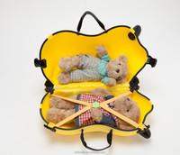 factory fashion cheap storage bag kids toy EN71 baby travel luggage LXX16
