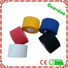 Zinc Oxide Custom Printed Breathable Cotton Adhesive Sports Tape
