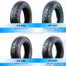 Tubeless Motorcycle tyre 110/90-12 TL