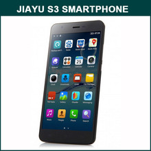 JIAYU S3 MTK6752 64-bit Octa Core 5.5 Inch IPS FHD Screen Android 4.4 4G LTE Brand Cell Phones