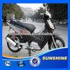 SX110-5D Best Selling Alloy Wheel Super Motorcycle 110CC
