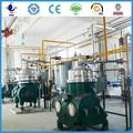 Comestibles aceite de cocina vegetal- aceite de oliva equipo de la refinería