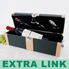Alibaba Supplier Decorative New Design Wooden Wine Box