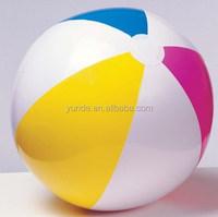 giant PVC beach ball inflatable pvc ball toys