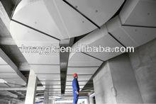 Sistema HVAC de la PU fenólico conducto en panel en HVAC sistemas