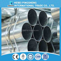 high quality hot dipped galvanized steel pipe steel pipe diameter 250mm used steel pipe for sale