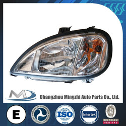 Freightliner Columbia Truck Head Lamp Crystal DOT Certification, truck parts