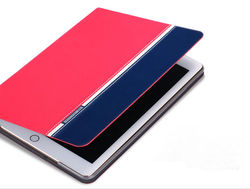high quality for ipad 5 case, for ipad air case, original leather case for Ipad Air 5 cover