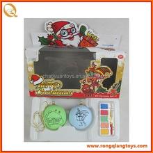 Top venda engraçado inteligente brinquedos de natal desenho ovo CT4326100128