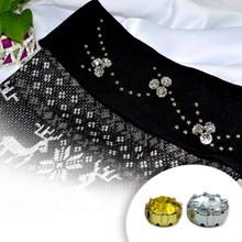 Fashion design acryl diamond button for shoe ornaments