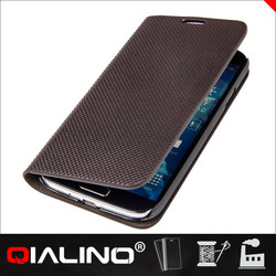 For samsung galaxy S4 wallet case ,leather mobile phone cases