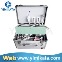 Dental Equipment New product Oral Hygiene Products Big sale portable dental unit with travelling bag
