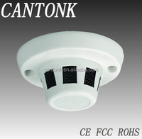 Cantonk Smoke Detector Camera 1080P 2.0MP TVI Cameras Hotel Security Insptection CCTV Camera