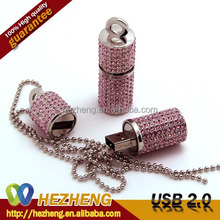 Promotional 8GB Jewelry USB Drive Wedding Gift USB Pen