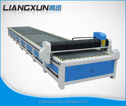 New product fabric laser cutting machine for home textile