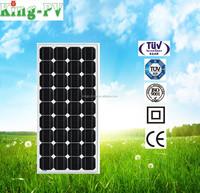 very cheap 130w mono solar panel