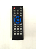 Security monitoring remote control, universal telecontrol