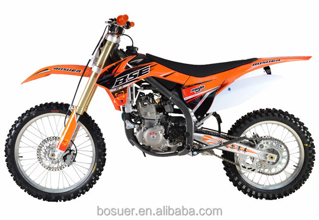 J5 250cc dirt bike