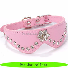 Wholesale dog accessories, cheap pet store, pink pet collars