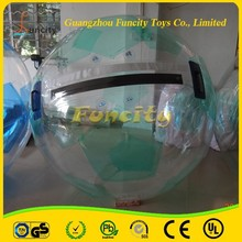 Exciting water toys inflatable water ball ,floating ball , water walking bubble ball