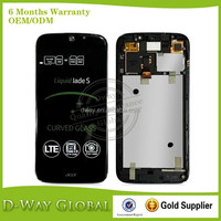 Factory Price Replacement Parts LCD Display With Touch Digitizer for Acer Jade S S56 lcd screen