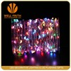 10m long power adapter operated LED string lights holiday outdoor decoration
